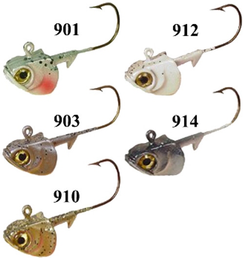Lure Making - Lure Bodies & Jig Heads - Jig Heads - Page 1