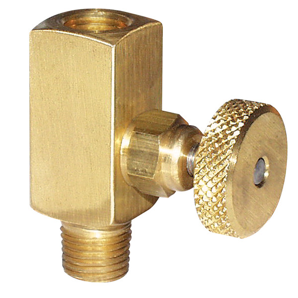 EFI 129 Brass Throttler for Reducing Pulsation