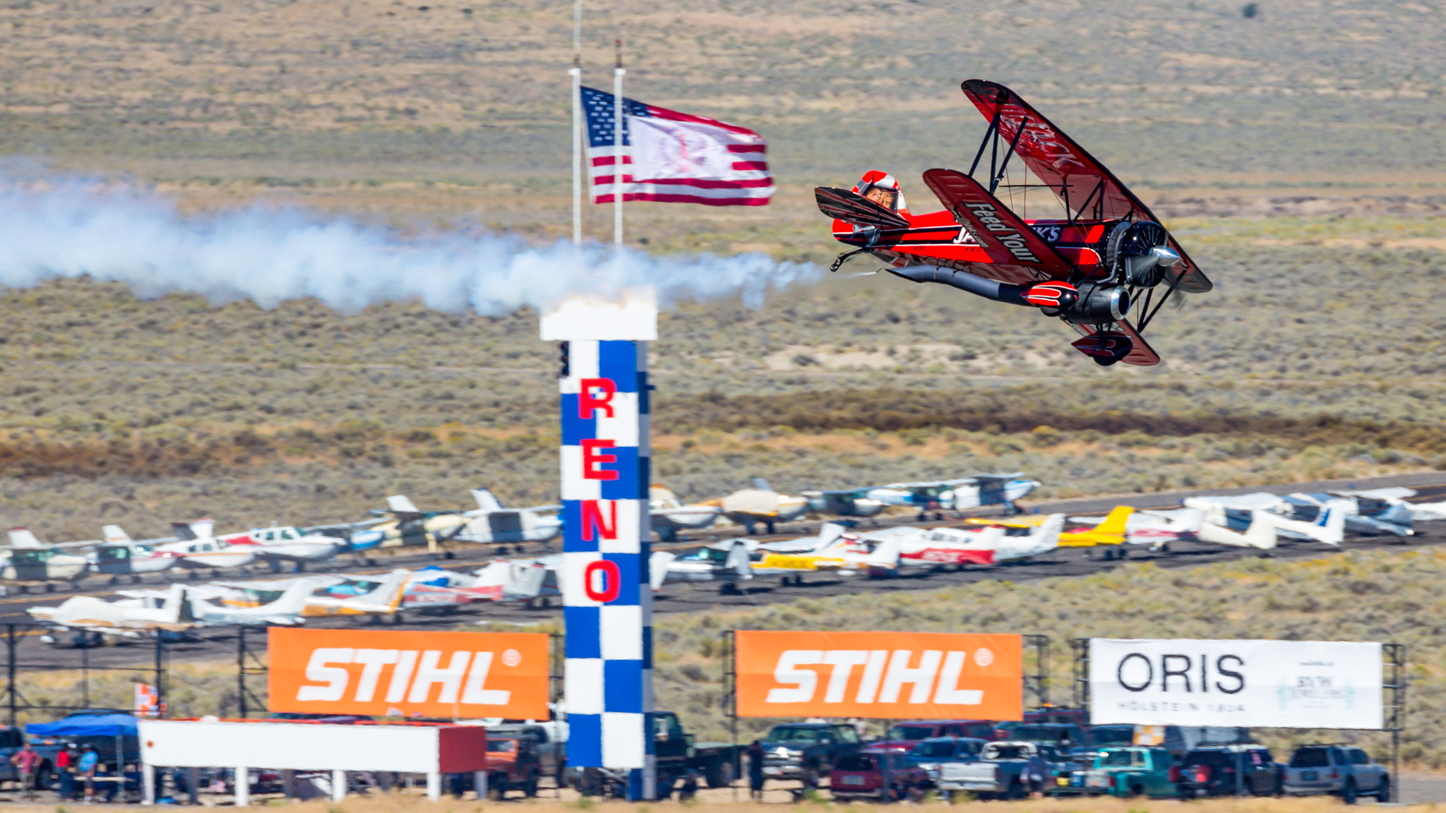 Method Seven: Proud Sponsor of the Reno Air Races