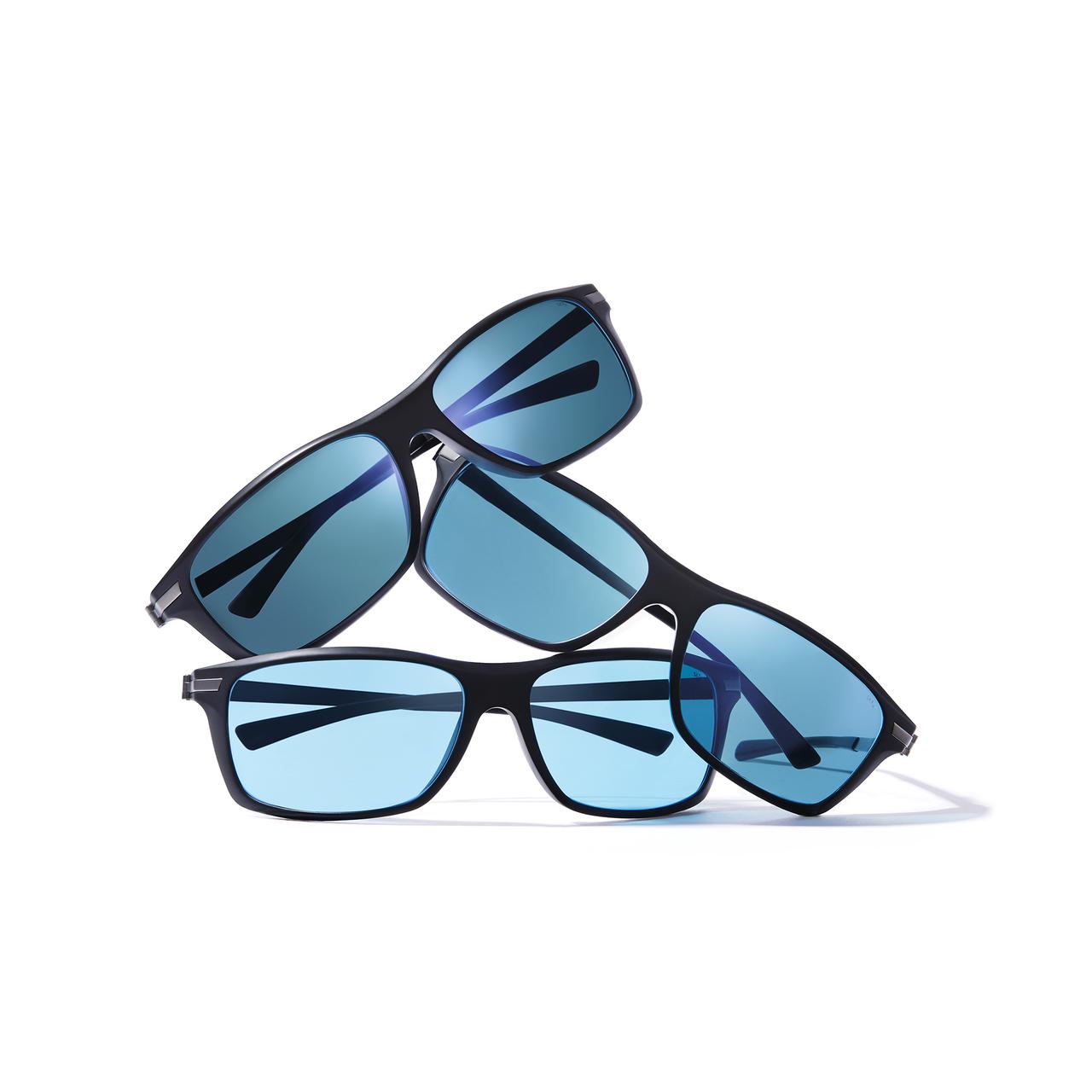 Altitude 8B Wrap Sunglasses