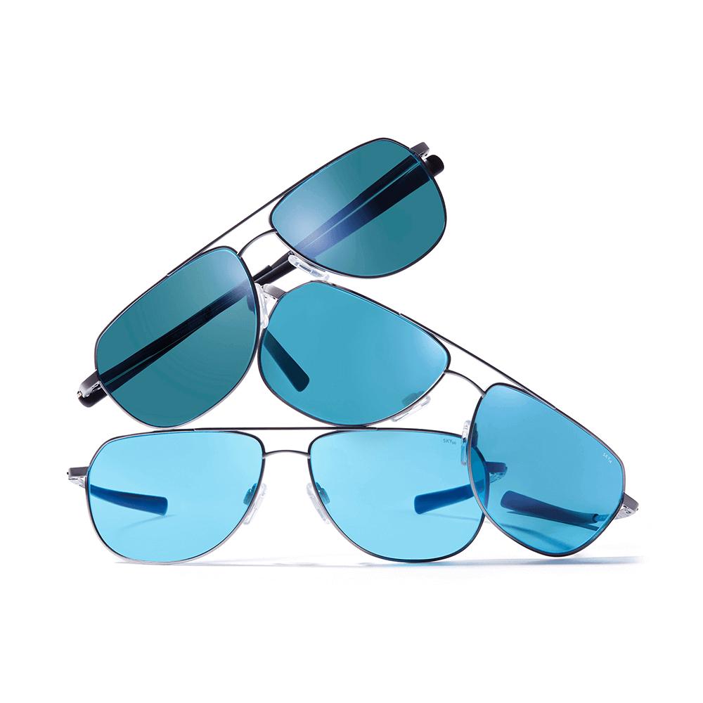 Ascent Aviator SKY Sunglasses