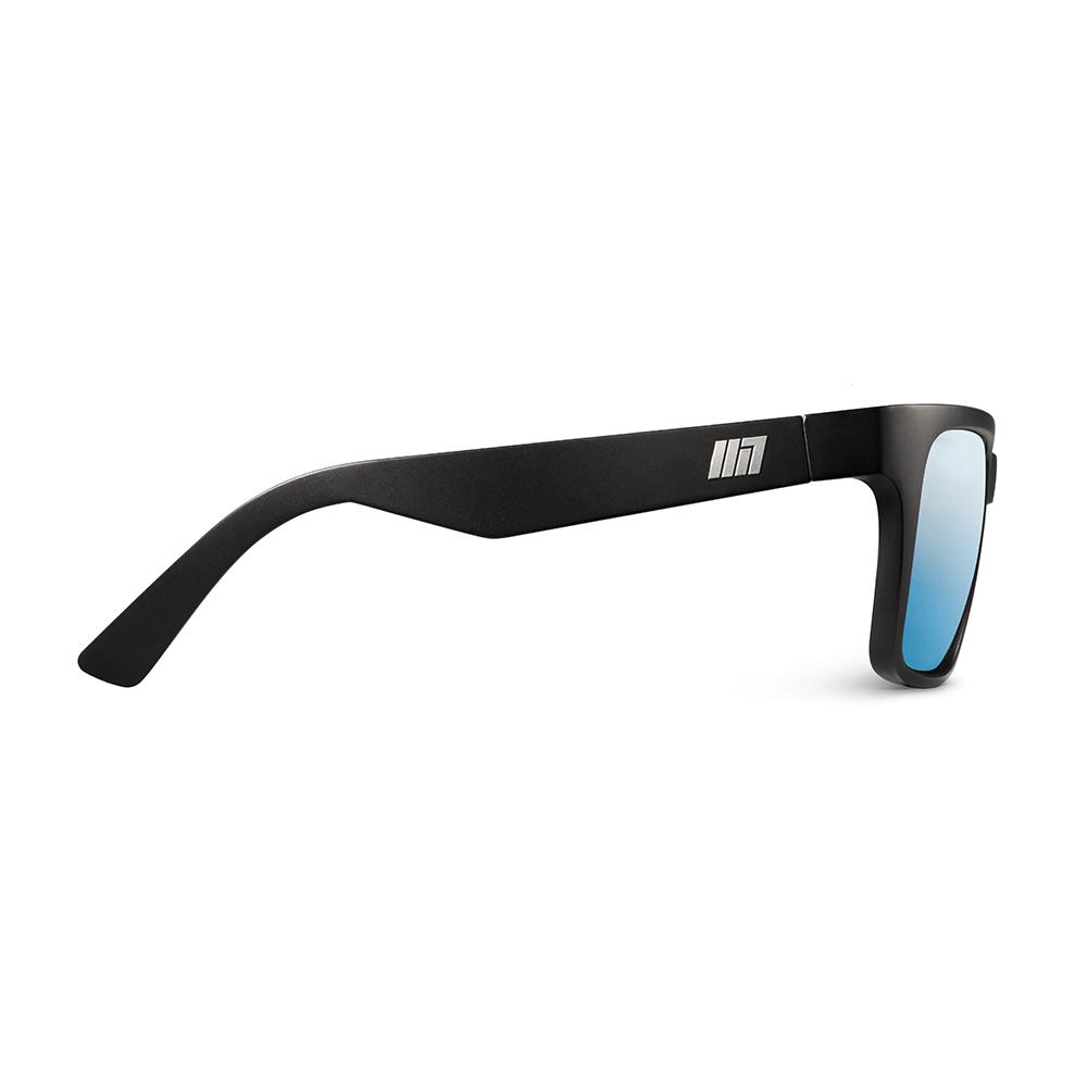 Evolution HPS Grow Sunglasses - Matte Black - Side