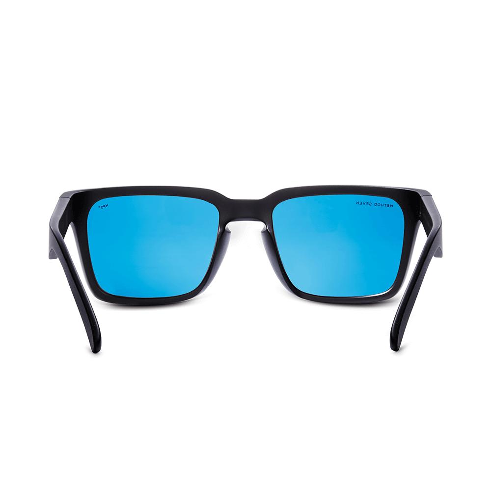 Evolution HPS Grow Sunglasses - Matte Black - Back