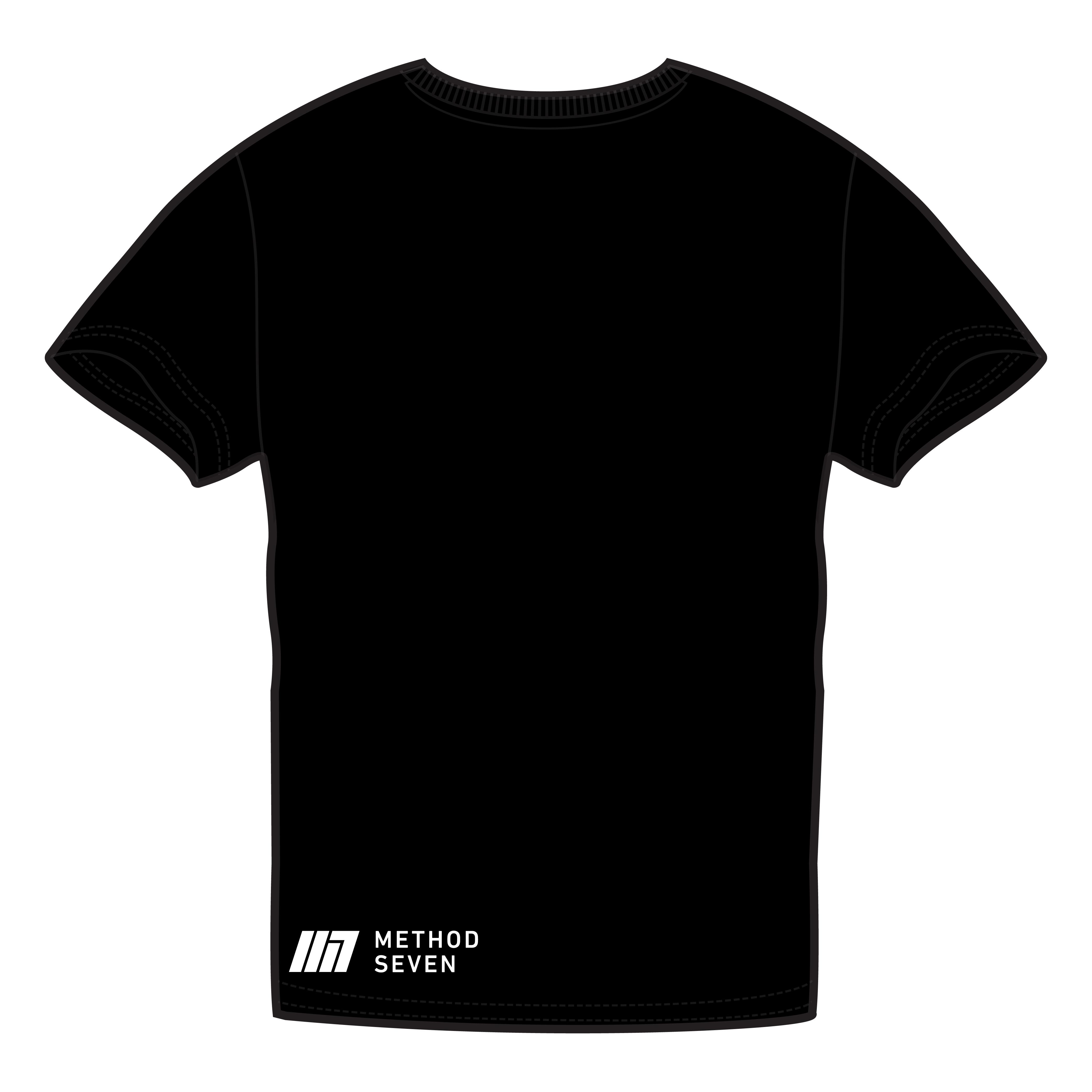 M7 Logo T-shirt - Back