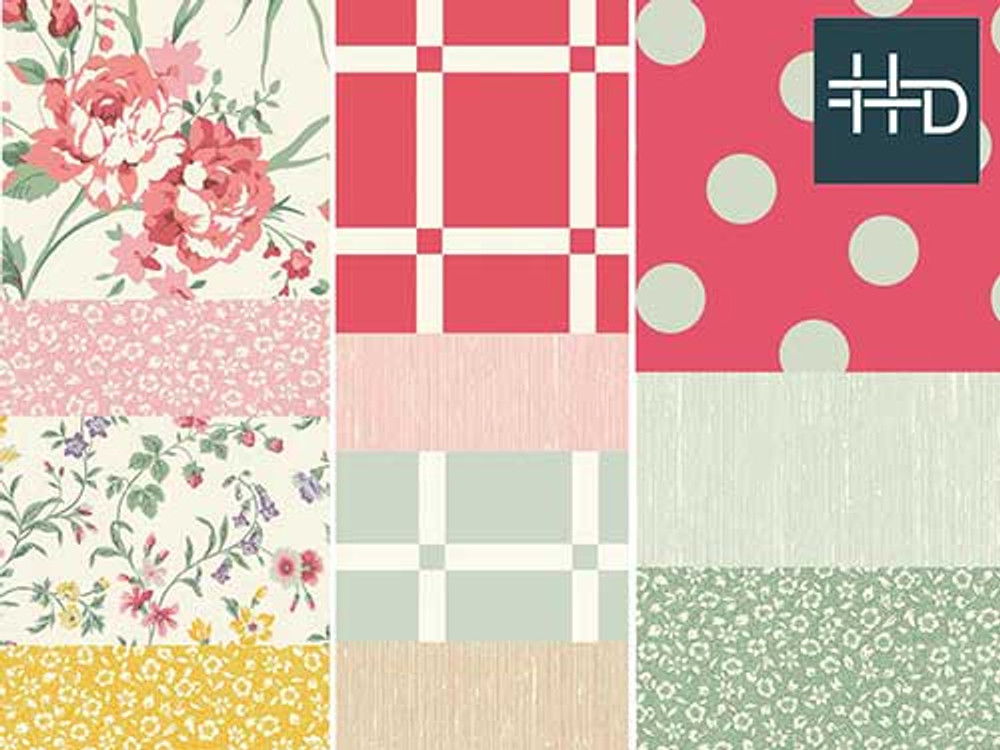 Blossom Trend Board | Color Story