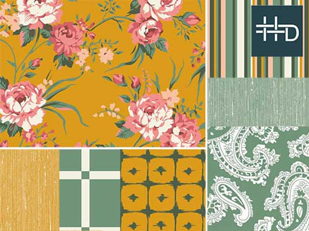 Sage Trend Board | Color Story
