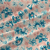 Shasta - Floral Fabric by the Yard in Coral Reef colorway