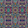Taos - Ikat Fabric By The Yard