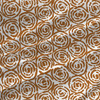 Whirlpool Geometric Fabric in Pecan colorway
