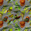 Harvest - Floral Fabric by the Yard