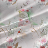 Lovely Hummingbirds - Floral Fabric By The Yard