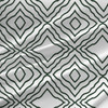 Beautiful Stripes Abstract Geometric Fabric by the Yard in Green
