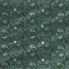 Matisse Paisley fabric in Evergreen colorway