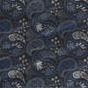 Matisse Paisley Grande fabric in Blue colorway