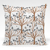 Pillow shown in Root and Branch fabric