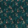 Sayulita Abstract Fabric in Ocean Colorway