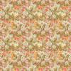 Garden Mini floral design in Leaf colorway