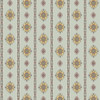 Panel Stripe - Motif Fabric By The Yard