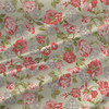 Cloisonne - Floral Fabric By The Yard in Blush