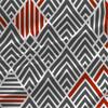 Enigma - Geometric Fabric By The Yard - in Buckeye