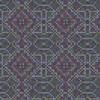 Precision - Geometric Fabric By The Yard