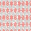 Diamond - Geometric Fabric By The Yard