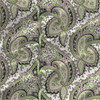 Kashmir Paisley Fabric By The Yard