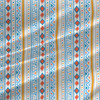 Shortcut Abstract Stripe Fabric by the Yard in Horizon
