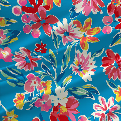 Morriah Grande - Floral Fabric by the Yard