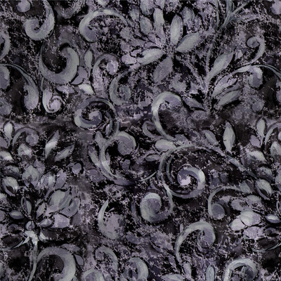 Natura - Floral Fabric By The Yard