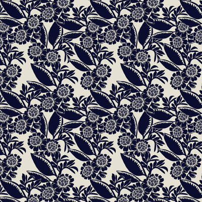 Angela - Floral Fabric By The Yard