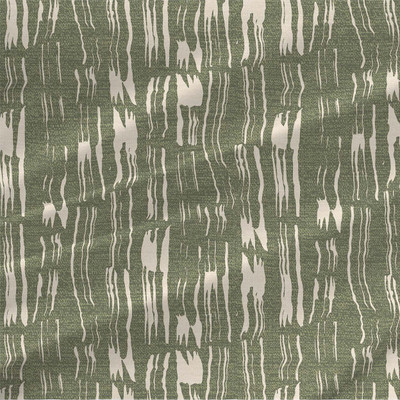 Tree Bark textured fabric print in Olive