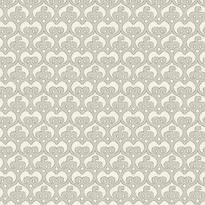 Mod Damask Mini - Geometric Fabric By The Yard