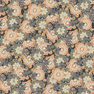 Bouquet - Floral Fabric By The Yard