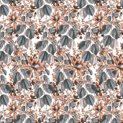 Avery - Floral Fabric By The Yard