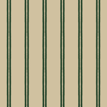 Ridgedale Fabric Design (Natural and Forest colorway)