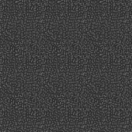 Staccato Fabric Design (Dark Gray colorway)