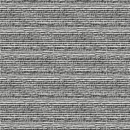 Beads Fabric Design (Black on Gray colorway)