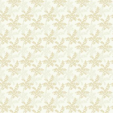 Grape Holly Fabric Design (Cream colorway)