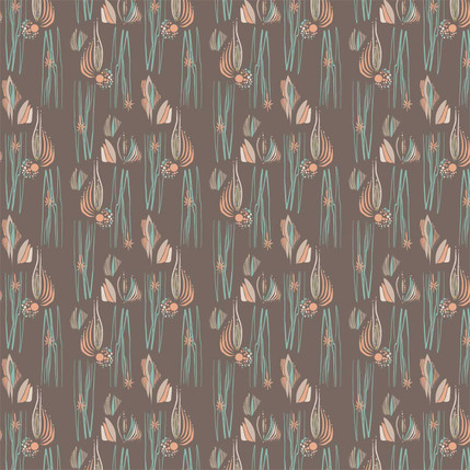 Sayulita Fabric Design (Tropical colorway)