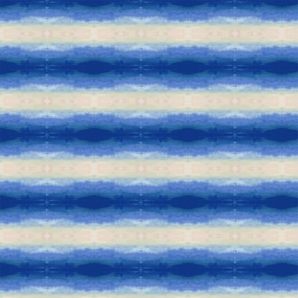 Flow (Indigo colorway)