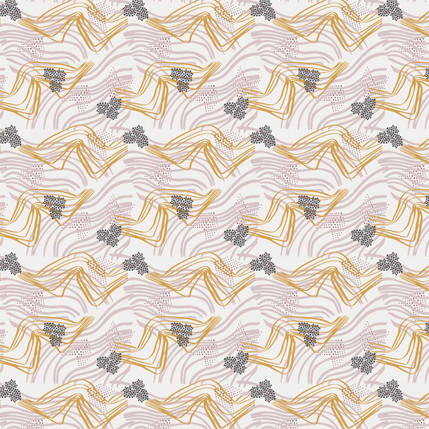Rise Fabric Design (Desert colorway)
