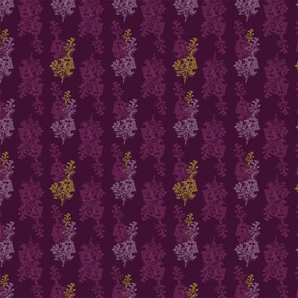 Lilac Slumber (Plum colorway)