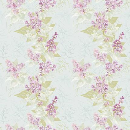 Lilac Sunday (Misty Blue colorway)