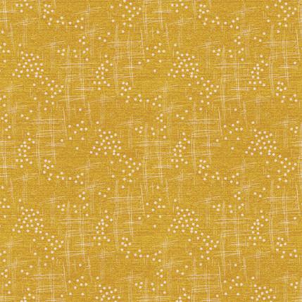 Wind Fabric Design (Golden colorway)