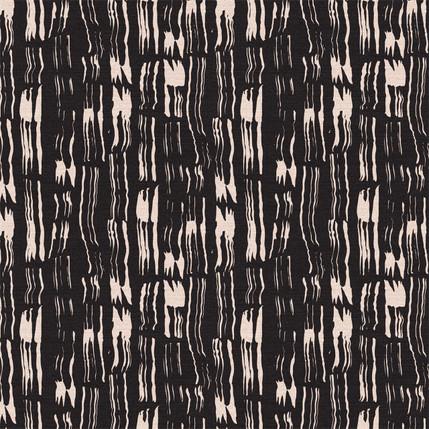 Tree Bark Fabric Design (Black colorway)