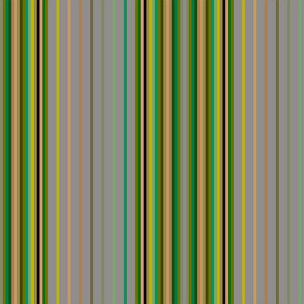 Market Stall Stripe Fabric Design (Pineapple Guava colorway)