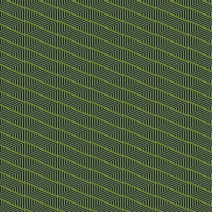 Harvest Basket Stripe Fabric Design (Agave colorway)