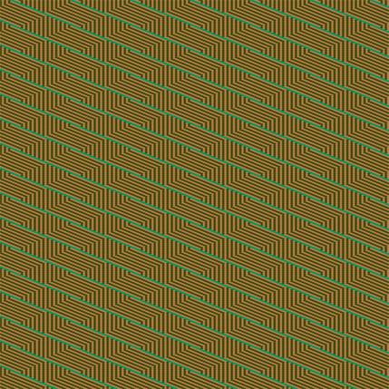 Harvest Basket Stripe Fabric Design (Quercus colorway)