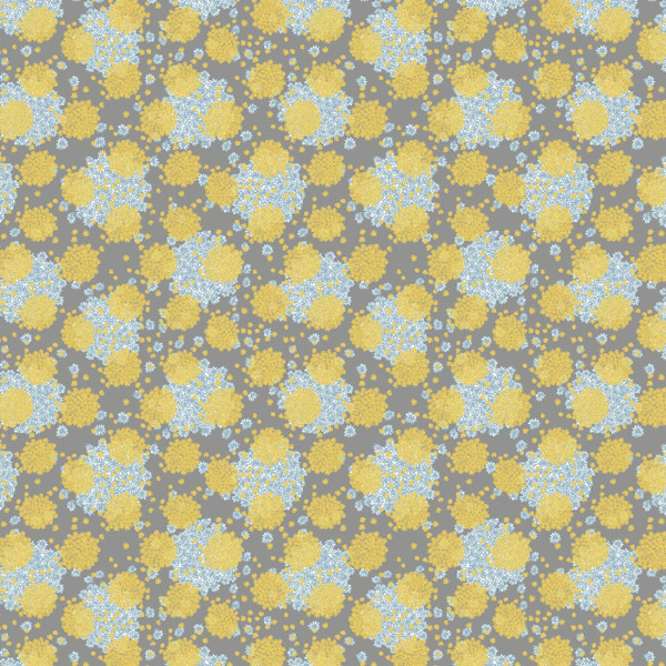Petals - Floral Fabric By The Yard